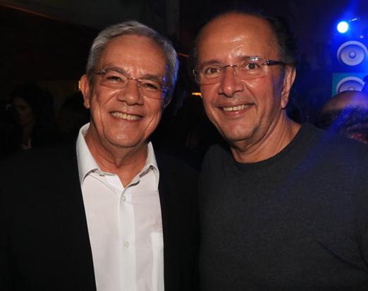 Erico Mendonça e David Bastos