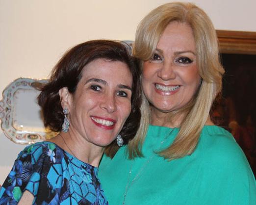 Esther Nigri e Alda Soares