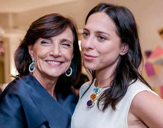 Francis Marinho e Stephanie Wenk