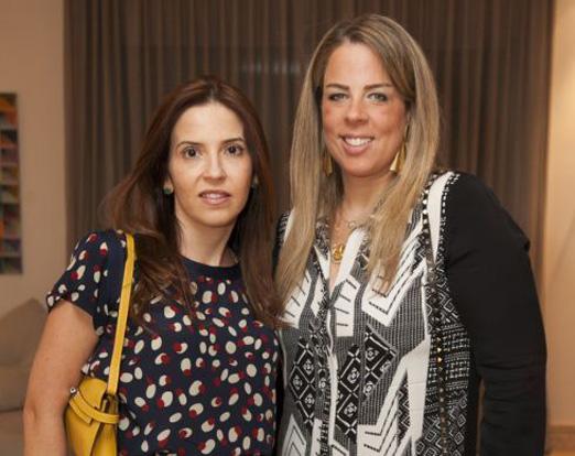 Gabriela Haegenbeek e Patsy Scarpa