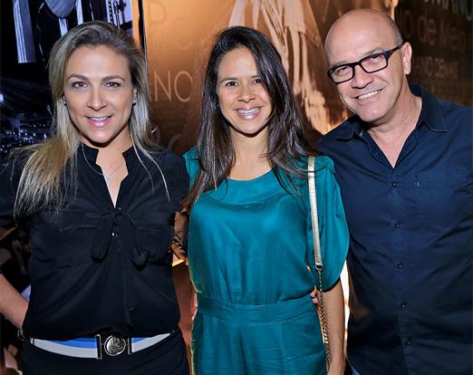 Gel Alvarez, Daniele e Afonso Honorato