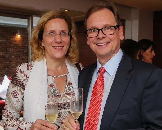 Jennifer Schemel-Diehl e Joachim Schemel