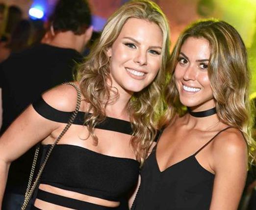 Jessina Resnick e Luiza Gondim