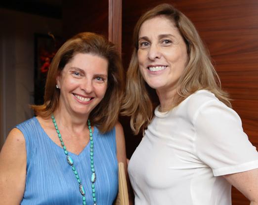 Kitty Assis e Anna Luiza Avellar
