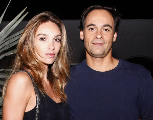 Lilian e Antenor Fernandes