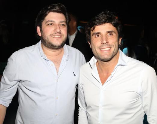 Lucas Castro e Marcelo Cabrito