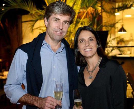 Marcelo e Tatiana Halembeck