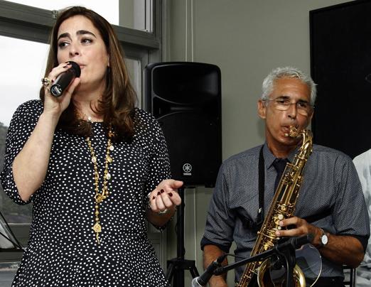 Martha Faissol e Guilherme Vianna