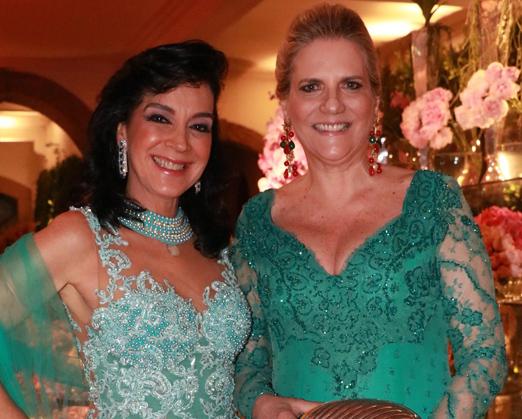 Monica Clark e Maninha Barbosa