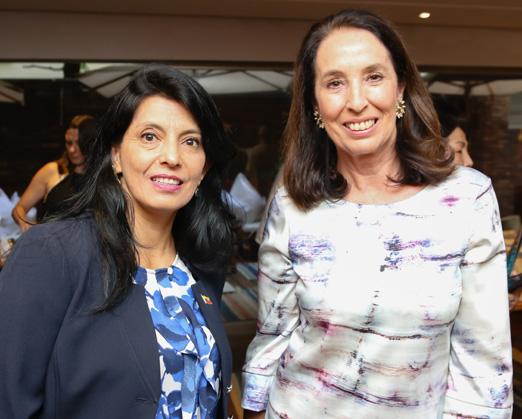 Monica Delgado e Marina Sauer