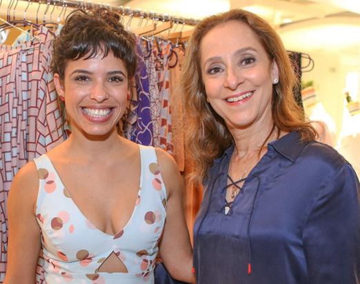 Monica Xavier e Ana Botafogo