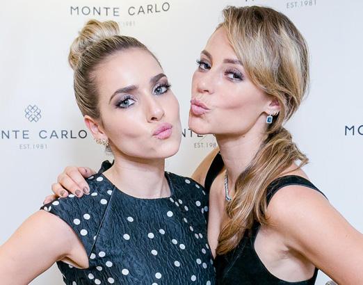 Monique Alfradique e Paolla Oliveira
