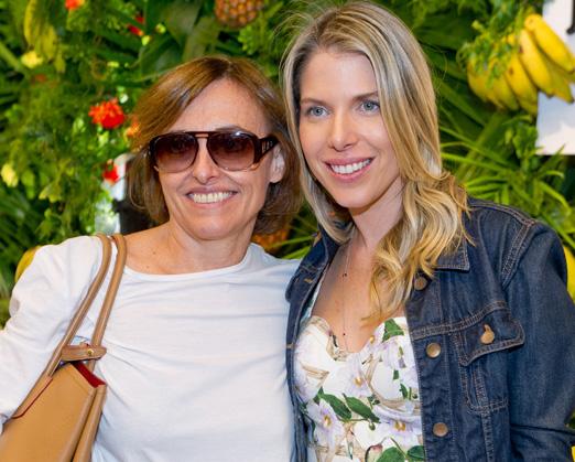 Patricia Carta e Marcella Kanner