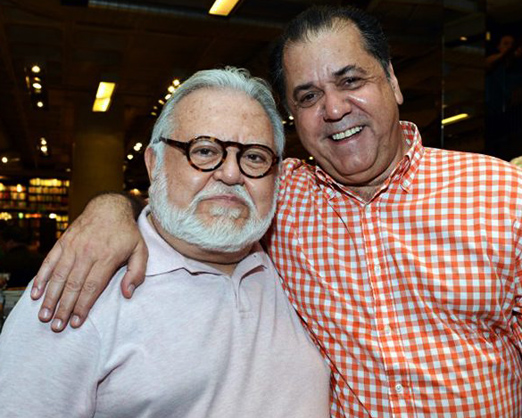 Ricardo Amaral e Catito Peres