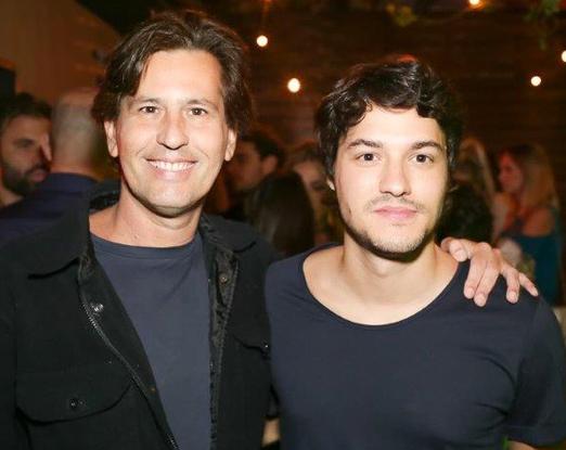 Rick Amaral e Mauricio Barbieri