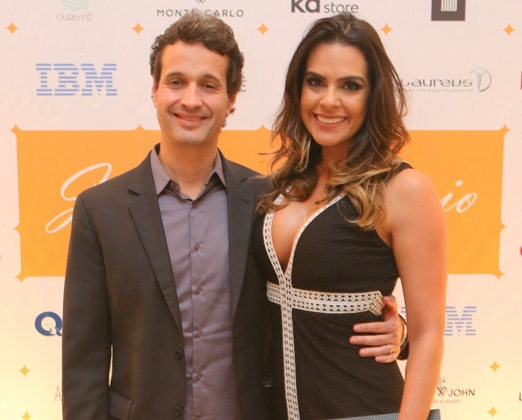 Rodolfo Medina e Livia Rossy