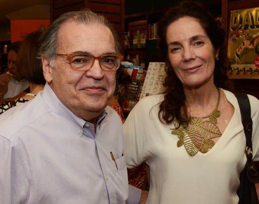 Sebastião Lacerda e Elisa Byington