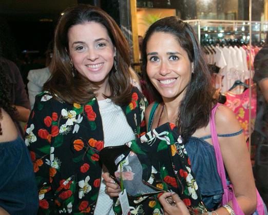 Tatiana Baez e Paula Severiano Ribeiro