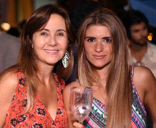 Tici Szapiro e Mariana Bandeira de Mello