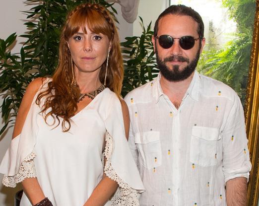 Vanessa Montoro e Jeff Ares