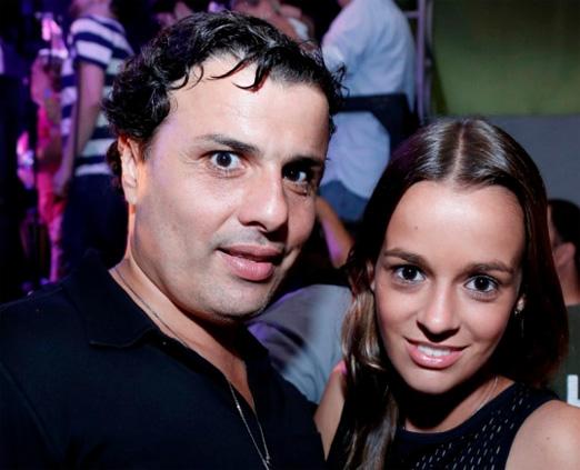 Fabio Fronterotta e Victoria Gordon