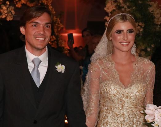 Vitor Smeral e Dandynha Barbosa