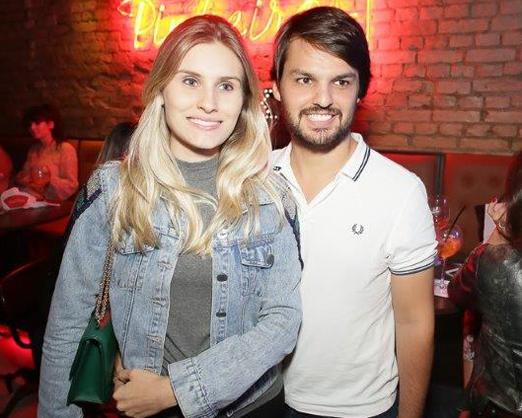 Viviane Gobbato e Juliano Libman