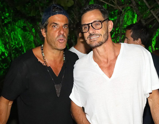 Álvaro e Mario Bernardo Garnero