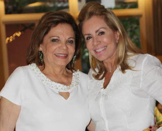Adelina Bittencourt e Marise Gollo