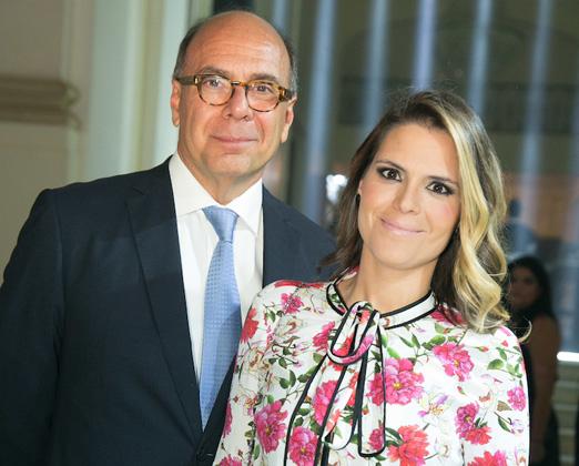 Arnaldo e Paloma Danemberg