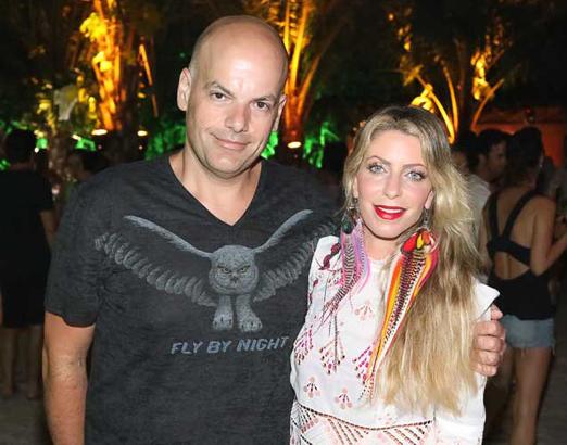 Azuri e Alessandra Safra