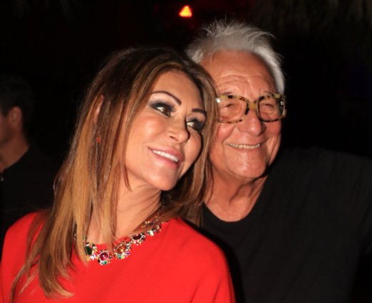 Beth Andrade e Carlos Freitas