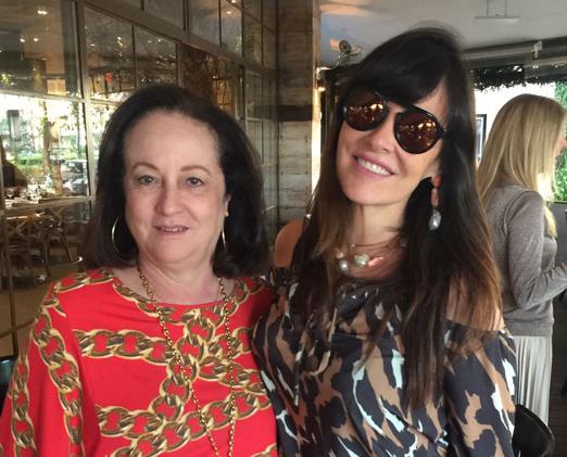 Beth Serpa e Fernanda Lynch