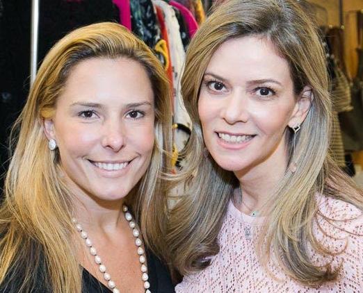 Camy Filgueiras e Karina Nigri