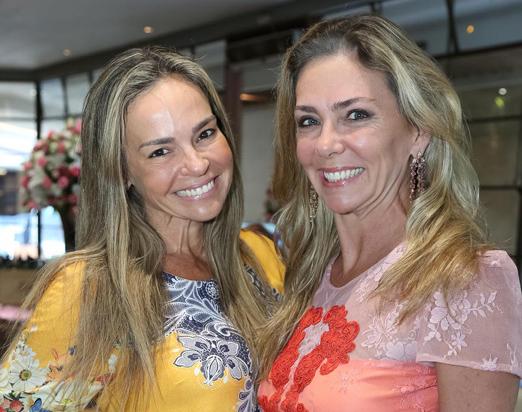 Carol Rajão e Márcia Veríssimo