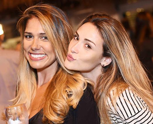 Catharina Vilela e Carol Legally
