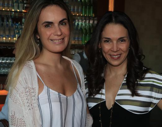 Cecilia Padilha e Rebeca Ouro Preto