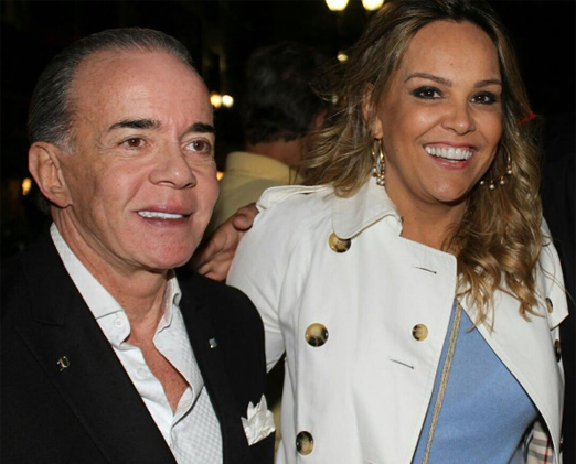 Chiquinho Scarpa e Marlene Nicolau