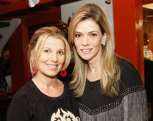 Denise Leão e Karina Nigri