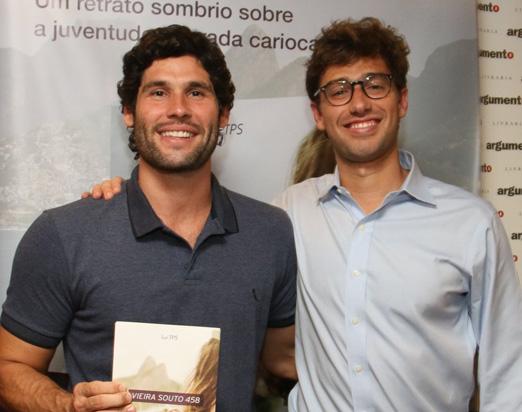 Dudu Azevedo e Luis Felipe