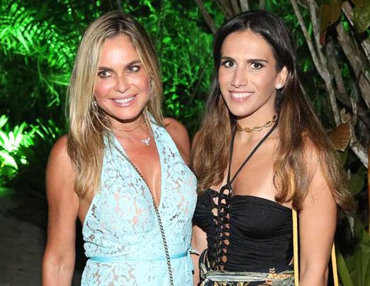 Fernanda Barbosa e Daniela Bernardes
