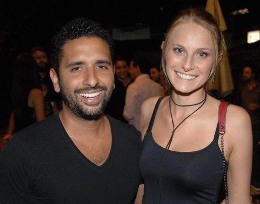 Gabriel Wickbold e Rafaela Pereira