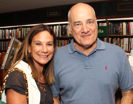 Gabriela e Marcelo Itagiba