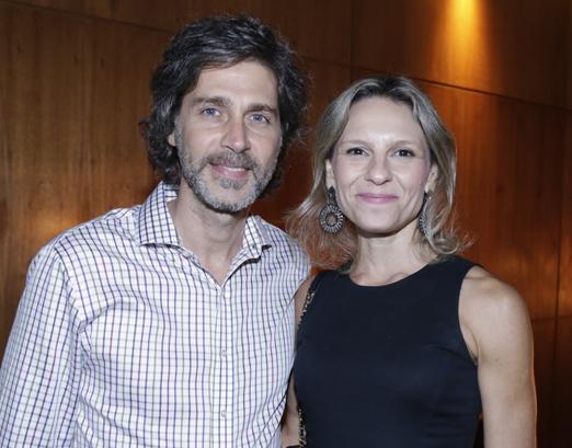 Henry Araújo e Cristiane Cirelli