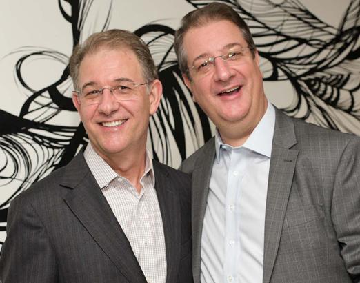 Jorge e Luis Fernandes