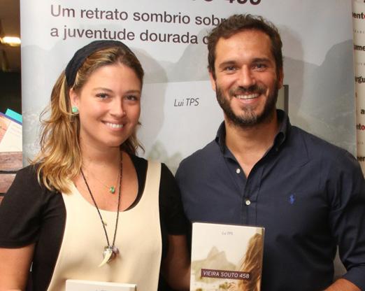 Juliana Pereira e Paulo Rocha