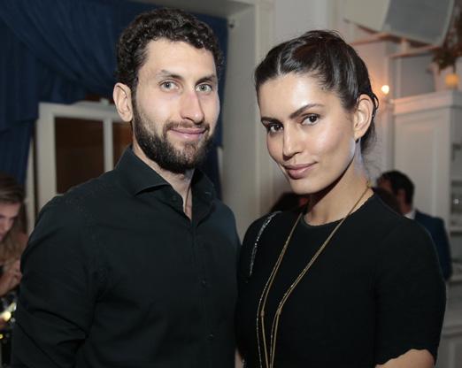 Karim Al-Fayed e Brenda Costa