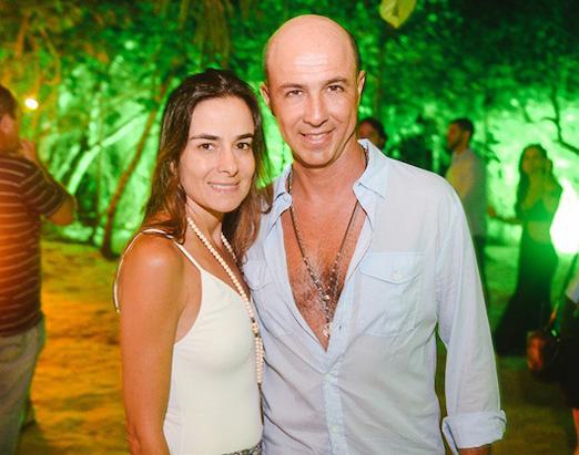 Maria Helena e Bazinho Ferraz