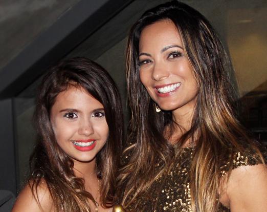 Mariana Lewis e Marcia Romão