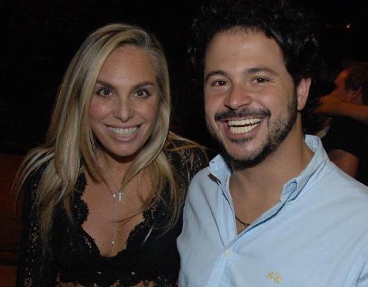 Neusinha Taham e Marcos Paulo Schahin